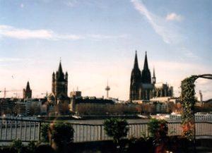 Altstadt von St. Martin zum Dom